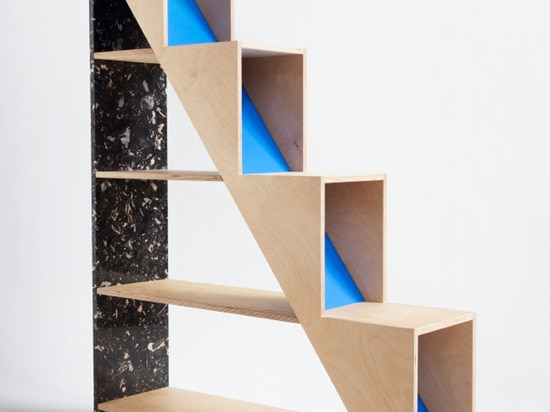 Hi-Lo Shelving by Moving Mountains