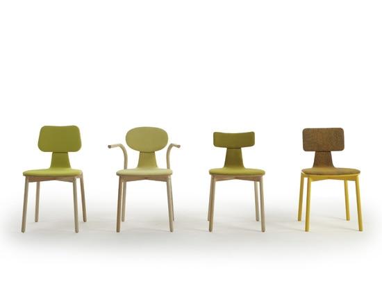 Silla40 chairs by Nadadora