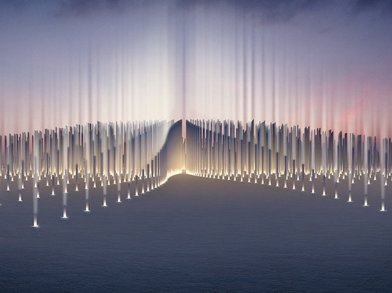 OMA and inside outside to build a monument 'honoring generosity' in dubai