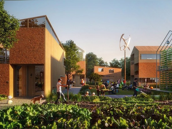 UNStudio unveils plans for 'the smartest neighbourhood in the world' in the netherlands
