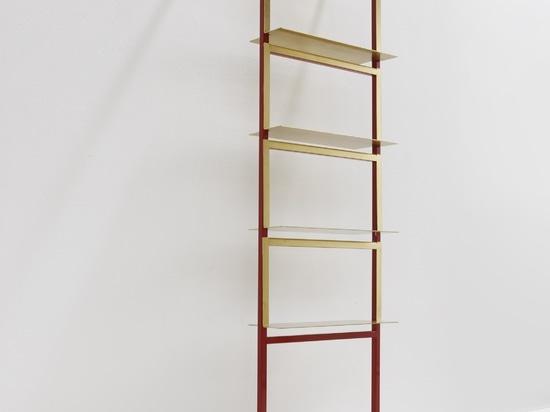 Libreria Bookshelf by Federico Peri
