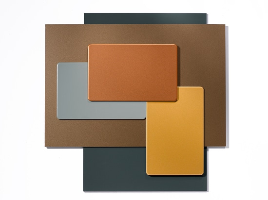 ALUCOBOND® solid & metallic colours
