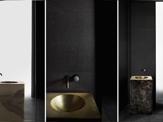 """""""We wanted to bring a new type of finish."""" Courtesy of Boffi"""