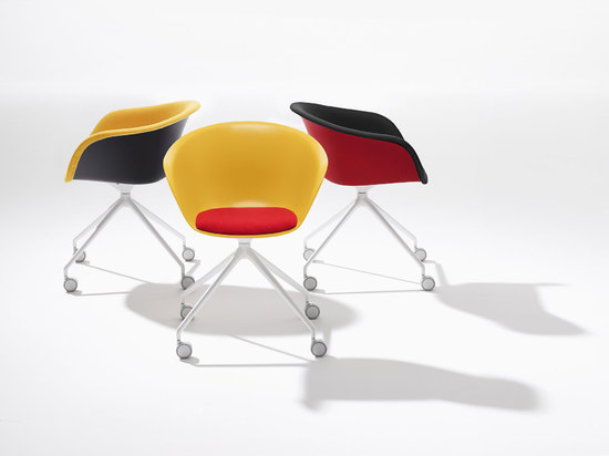 Duna 02 by Lievore Altherr Molina for Arper