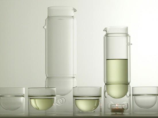 SUNDAY BUZZ: FLOAT GLASSWARE BY MOLO