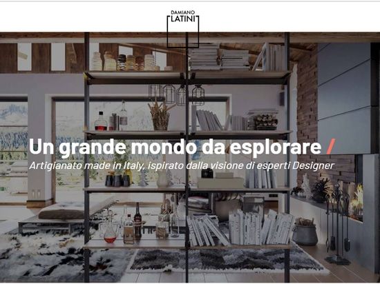 Damiano Latini online shop