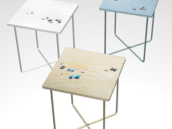 TOP TABLES BY OLZE & WILKENS