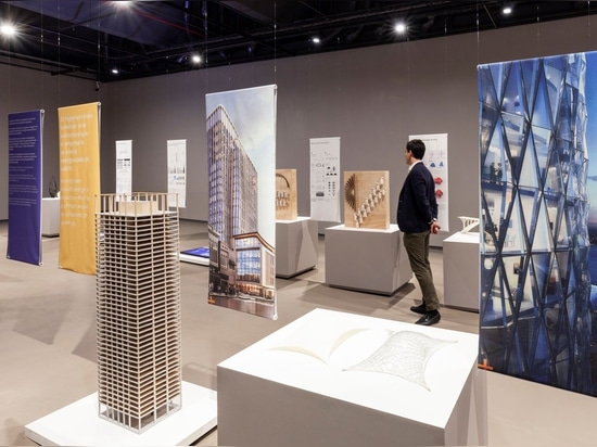 SOM: Arte + Ingeniería + Arquitectura exhibition to open in Mexico City