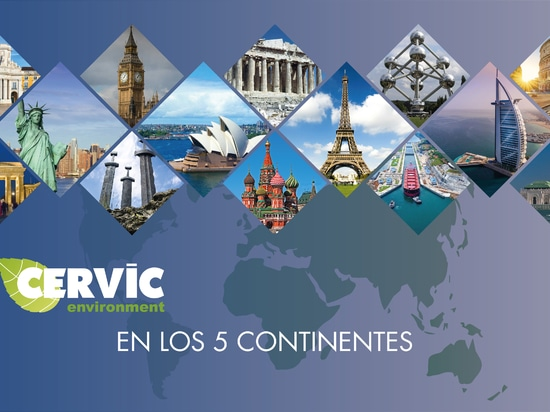 Cervic Environment is present on all 5 continents