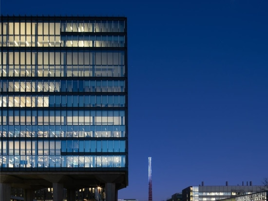 Atlas by Team V Architecture Award Winning Smart and Sustainable University Building