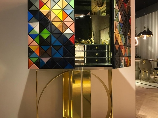 Pixel Cabinet at Boca Do Lobo's stand