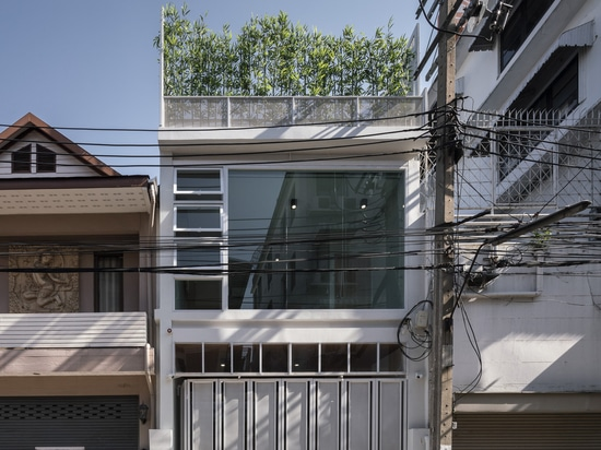 IN-SIGHT House / TOUCH Architect
