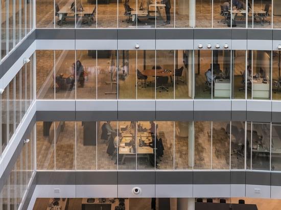 Dennebos Flooring FSC certifed wooden floor in G.06 color