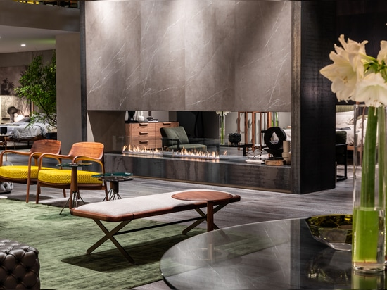 Fireline Automatic at Salone del Mobile 2019