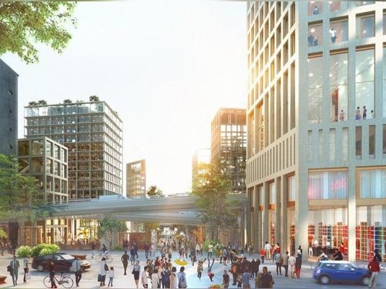 david adjaye part of winning team chosen to design new paris neighborhood