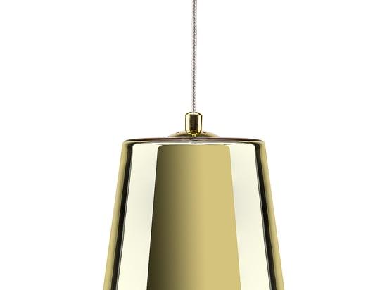 The 'Kiki' Glass Pendant Lamp