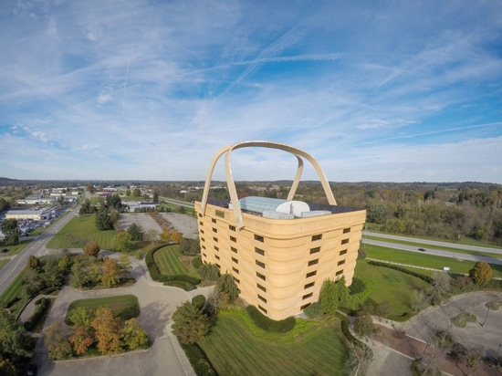 The Big Basket is covered with two 75-ton handles. (Courtesy NAI Spring Commercial Real Estate)
