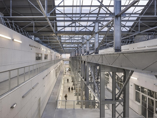 Alstom Warehouses, Nantes Métropole Higher School of Fine Arts