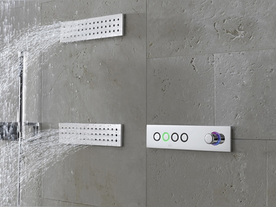 VERTICAL SHOWER