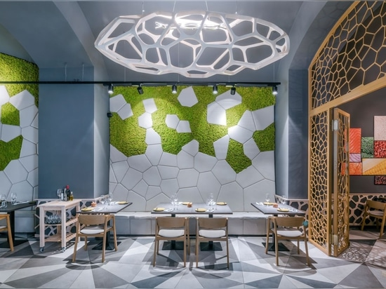 Textúra restaurant by Muzsai-Ficzere