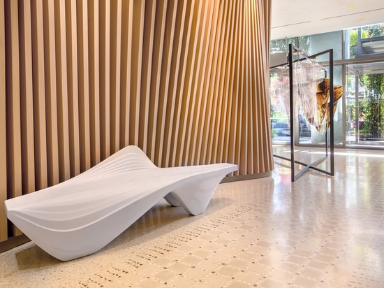 The Zaha Hadid Design exhibition