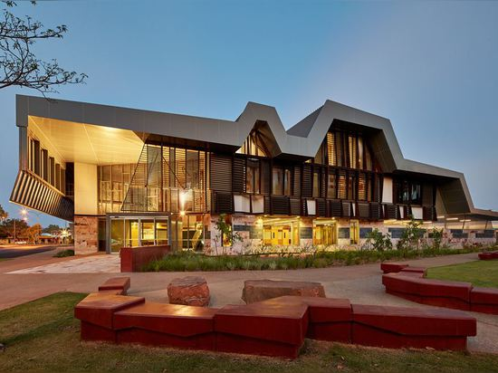 The New Kununurra Courthouse