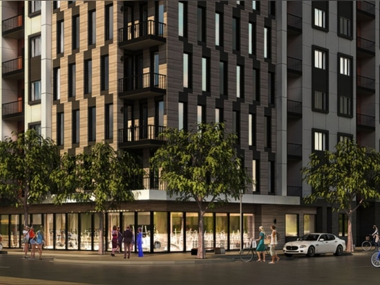 Millennium Park Central by Cuningham Group Architecture