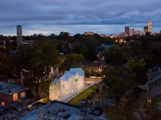 Six Gable Roofs Cap This Brilliantly Bizarre Atlanta Home