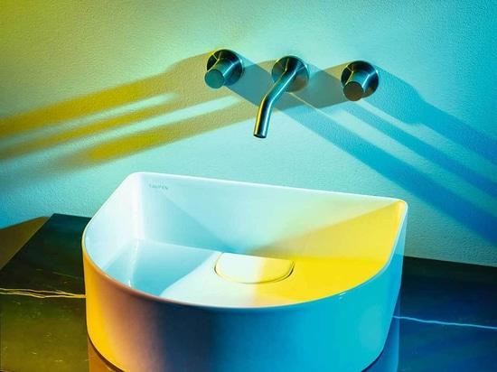 Sonar by LAUFEN: Pushing the Boundaries of Bathroom Design