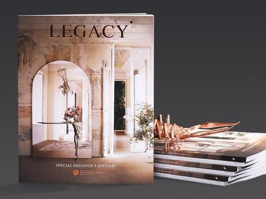 Boca do Lobo's New Legacy Magazine