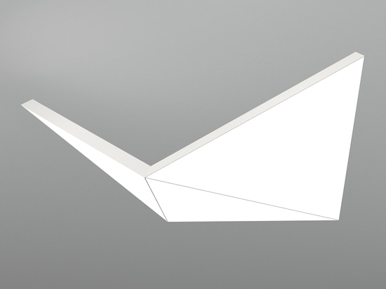 Origami Large Bird,by 3x triangles