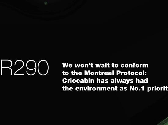 CRIOCABIN GENERATION R-290