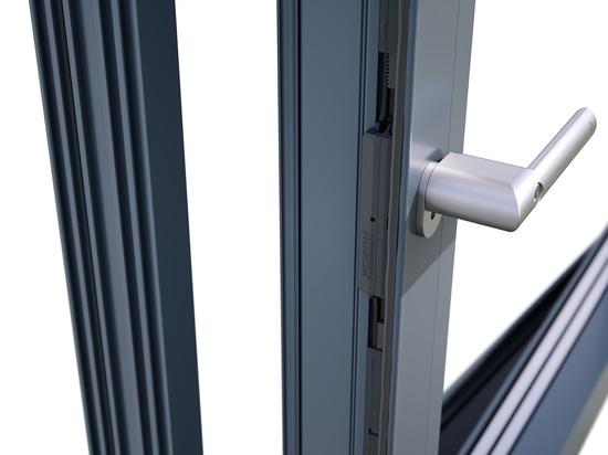 NEW: aluminum window profile by Hueck