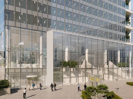 Tour TRINITY – A new outstanding project in Paris
