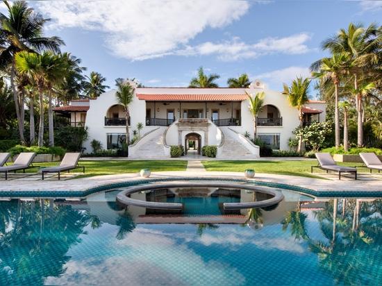 Champalimaud revitalises hurricane-ravaged Su Casa villa in Puerto Rico