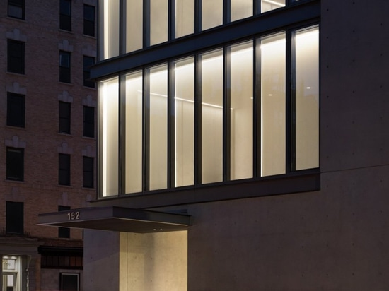 tadao ando completes 152 elizabeth, a luxury residential building in new york