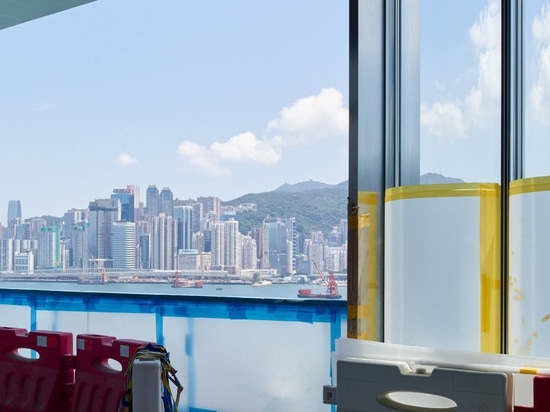 SO – IL plans contemporary art museum as part of hong kong's victoria dockside