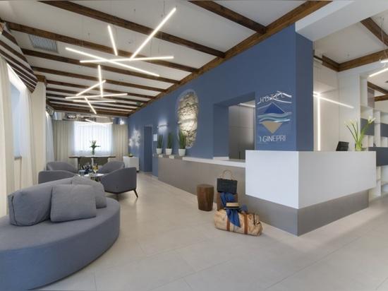 Renovation 'I Ginepri' Hotel