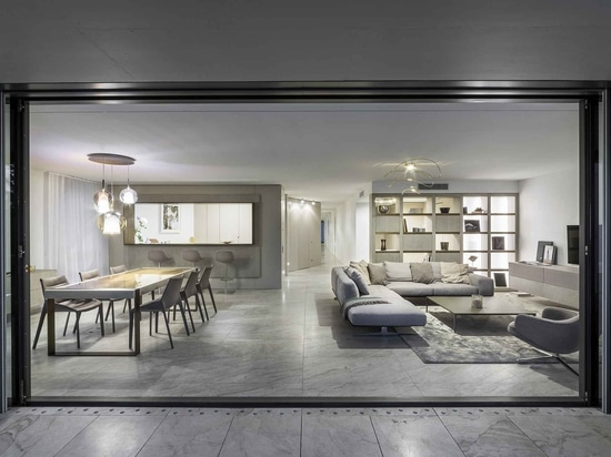 Turnkey bespoke interiors in an exclusive apartment in Locarno