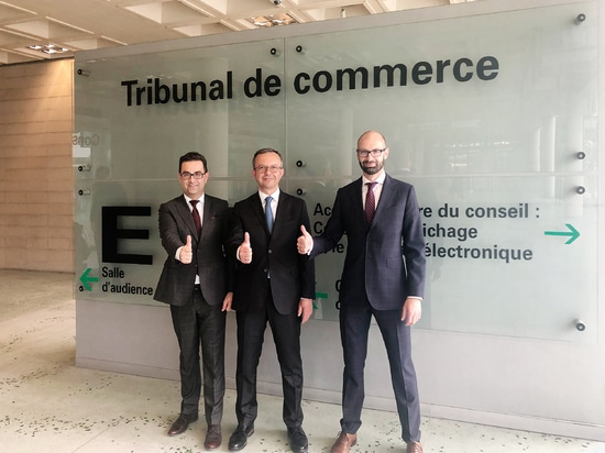 The Nowy Styl Group acquired a French company Majencia