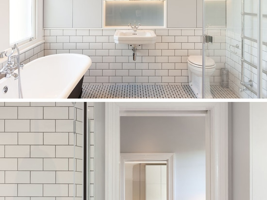 Reclaimed Brick Was Used On The Expansion Of This Victorian House In London