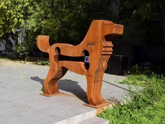COR-TEN Steel in outdoor furniture
