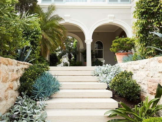 Peppertree Villa: a story of a classicist renaissance