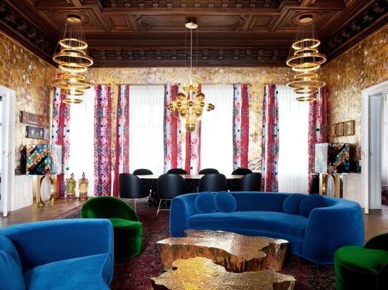 Palais FG by Denis Kosutic