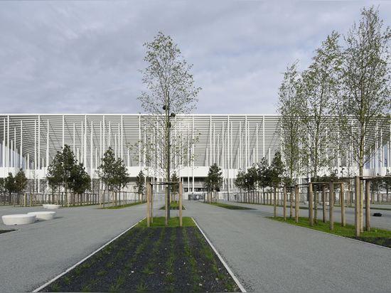 New Bordeaux Stadium