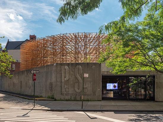 Pedro & Juana's Summer Pavilion 'Hórama Rama' Opens at MoMA PS1 in New York