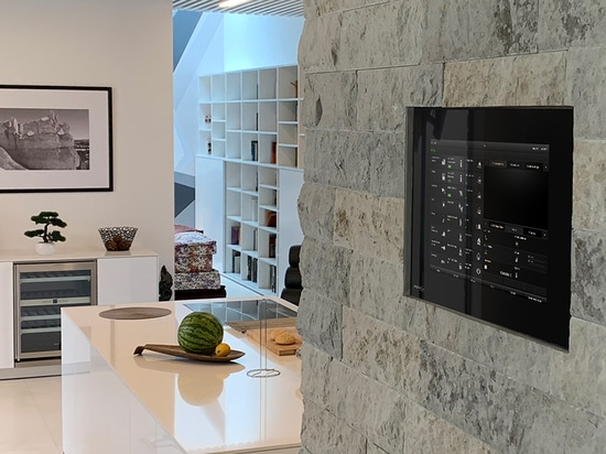 Controlpro provides comfort and control in luxurious villa