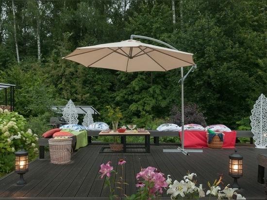 Barbecue area
