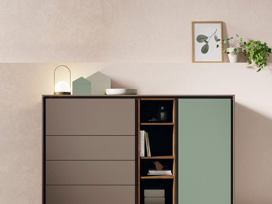A modular system to create comfortably space.