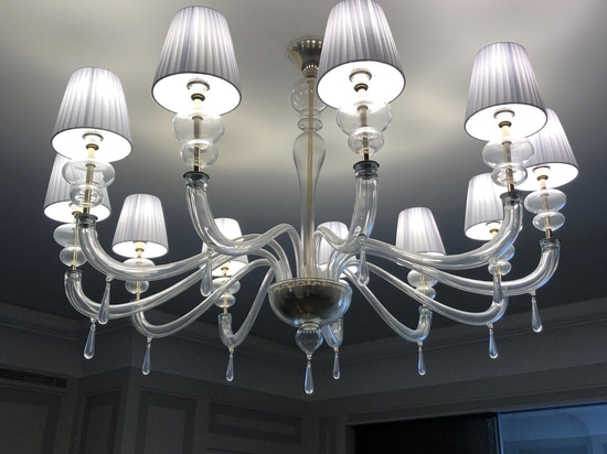 Design chandeliers for kitchen and living room